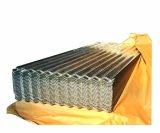 Горячий DIP миниатюры из гофрированного картона оцинкованного листа крыши