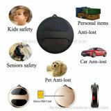 Rastreador GPS mais recente dispositivo pendente de chave para pessoa / animais de estimação / Crianças (T8S)