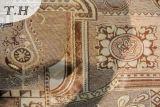Горячее сбывание 2016 серия малой ткани крышки софы синеля жаккарда