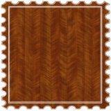 Surface de la cerise Planchers laminés en bois flottant carreau de la norme CARB