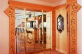 Controlador de portas deslizantes domésticas com portão aberto automaticamente