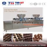 Máquina moldando de depósito do chocolate principal do chocolate de Hree