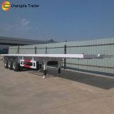 3 Flachbett-LKWas und Schlussteile der Wellen-40FT für Verkauf