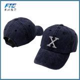 昇進のためのカスタムデニムの刺繍の野球帽