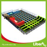 "Батут Арена"", для использования внутри помещений батут парк развлечений"