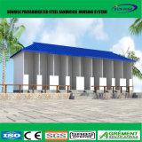Het geprefabriceerde Mobiele Verschepen 20FT 40FT die het Uitzetbare Huis van de Container van de Luxe vouwen