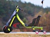 Un Transaxle locativo Zappy delle 3 rotelle con il MP3 ed altoparlante di Bluetooth per il motorino elettrico Es1212 di mobilità fatto in Cina da vendere