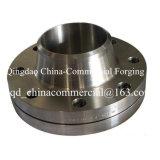 Bride de collet de soudure d'acier inoxydable d'acier du carbone/collet de soudure