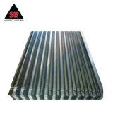 JIS G3302 SGCC рифленой пластины оцинкованной стали