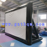 PVC Taprualin 0.55mm Epaisseur Inflatable Outdoor Movie Screen