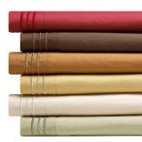 Ropa de cama de microfibra bolsas profundas 4 piezas de ropa de cama Ropa de cama