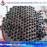 304 tubos de acero inoxidable pulido en la tubería sin costura
