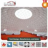 Stahlabdeckung-Zelt-halber Bereich-Zelt für im Freienereignis