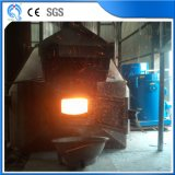 Fogão de pelotas de combustível limpo para a caldeira de vapor