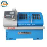 Горизонтальные станков с ЧПУ 3-380V токарный станок с ЧПУ