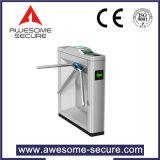 Sistema automático del acceso de la puerta de la puerta del torniquete del trípode de la puerta