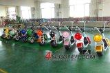 2016 Ruedas de coche Citycoco 1000W 72V Scooter eléctrico Motocicleta