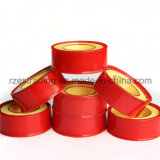 Cinta roja del sello de la cuerda de rosca del embalaje PTFE Tape/PTFE de Outershell/cinta del Teflon