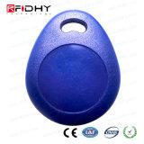 ABS impermeável colorido RFID Keyfob esperto da promoção 125kHz