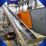 Convertisseur de ceinture à haute capacité Sbm, convoyeur à courroie télescopique