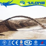 Areia hidráulico Draga utilizada no Rio para venda