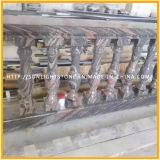 屋内および屋外階段のためのGuangxiの白い大理石の石造りのBaluster