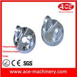 Une partie de la machinerie de précision en aluminium de matériel