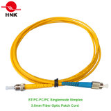 FC PC/Upc/APC Simplex Duplex Singlemode Multimode Fiber Optic Patch Cable