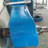 Mangueira Layflat Azul de PVC para transportar a água de irrigação de água