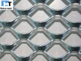 Feux de l'acier galvanisé à chaud Expanded Metal Mesh