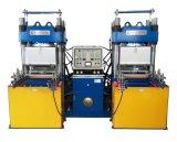 Máquina da imprensa hidráulica de molde de compressão do silicone & da borracha feita em China (KSV)