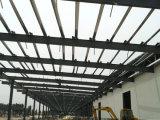 Almacén prefabricado ligero de la estructura de acero