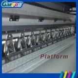 ポリエステルファブリックのためのGarrosの高品質1.6mデジタルの織物プリンター