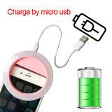 Flitslicht Van uitstekende kwaliteit van de Ring USB het Navulbare Selfie van het nieuwste Product