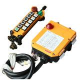10 canaux sans fil de contacteur de commande à distance de grue palan émetteur et récepteur