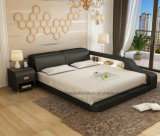 Muebles caseros modernos del estilo del dormitorio de Lb8818 Europa con la luz del LED