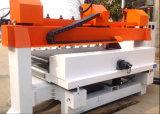 Máquina de cinzeladura de madeira do CNC de 5 linhas centrais