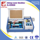 Mini prix de machine de gravure de découpage de laser de coupeur de bureau de laser