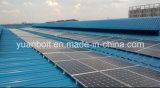 Hot-DIP Gegalvaniseerde Materiaal van het Staal voor Staal dat &Warehouse bouwt