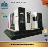 Centro fazendo à máquina horizontal do CNC do sistema de controlo H80 de Syntec