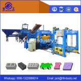Pavimentadora de concreto6-15 Qt máquina para fazer blocos máquina de tijolos ocos Automática