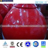 酸素窒素の二酸化炭素のアルゴンのヘリウムのガスのためのDOT3AAの鋼鉄シリンダー