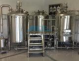 Equipamento da cerveja do hotel do fornecedor 700L do ouro, cerveja de cobre luxuosa do Pub que faz o sistema (ACE-THG-E2)