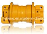 155-30-00124 rolo inferior da trilha mais baixo para as peças de KOMATSU D95s D85p-18 D85A-18 D75s da escavadora
