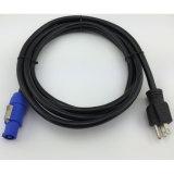北米人のUseのためのUL及びVDE AC Power Cord