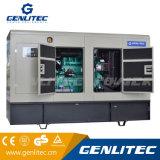 Générateur diesel silencieux 40kVA 60kVA 80kVA 100kVA avec le réservoir de carburant 24hours pour l'application de télécommunication