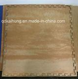 stuoia di legno di collegamento del pavimento di 2.5cm Graintaekwondo per il commercio all'ingrosso