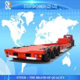 60 Aanhangwagen Lowbed van de Nuttige lading van de ton de Grote Semi voor Vervoer van de Weg