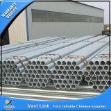 Tubo galvanizado del hierro para el invernadero