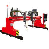 Haut de la faucheuse industrielle efficace plasma CNC Machine de découpe de métal